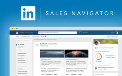 LinkedIn Sales Navigator Cliff Notes