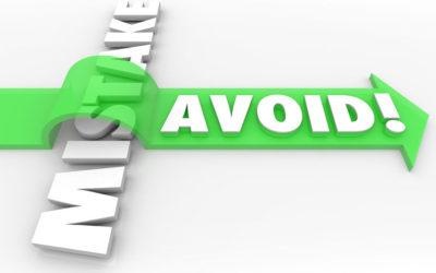 5 Simple LinkedIn Mistakes To Avoid