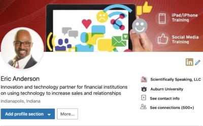 Building the Perfect LinkedIn Profile